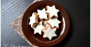 Biscuits étoiles à la cannelle