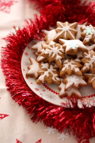 SabléReglisse1 Petits sablés de Noël aux épices