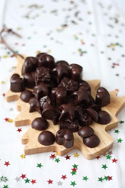 Comment Faire Des Petits Chocolats Maison Gourmandiseries