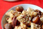 Biscuits de Noël aux noix