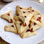 Biscuits de Noël : bonnets de moine