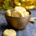 Biscuits de Noël : Sablés au citron