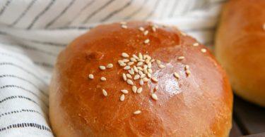 Recette de pain à burger maison