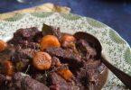 La recette du boeuf bourguignon