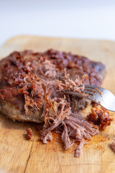 recette de pulled beef