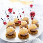 Bouchées de foie gras