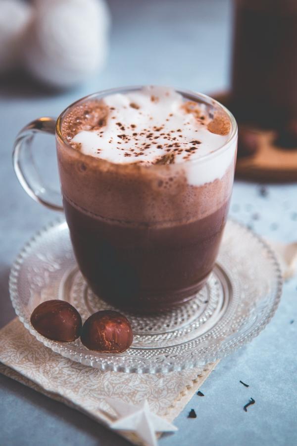 Recette de chocolat chaud épicé