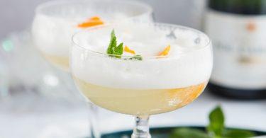 Recette de cocktail au champagne