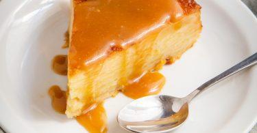 Comment faire un gâteau invisible aux pommes ?
