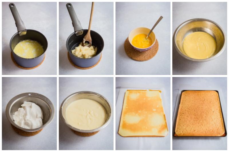 Comment faire un biscuit roulé moelleux ?