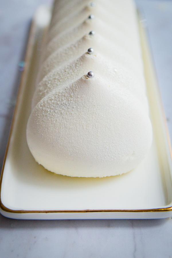 Comment faire une bûche à la vanille ?