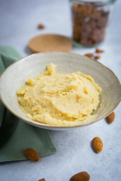 Comment utiliser de la crème d'amande ?