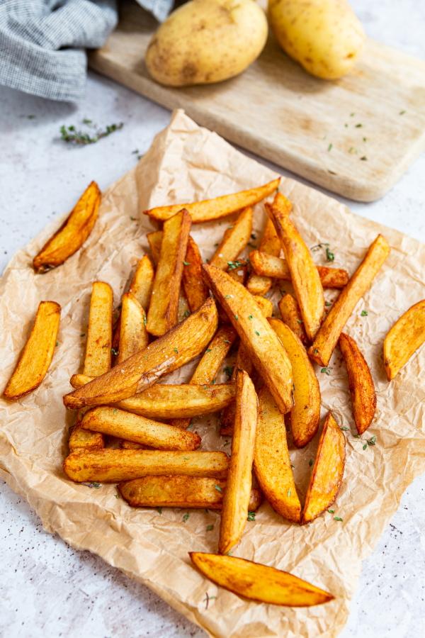 La recette des frites maison faciles