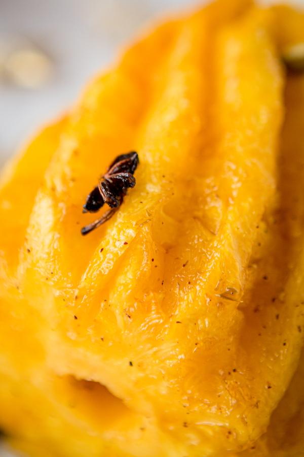 Recette d'ananas rôti au four
