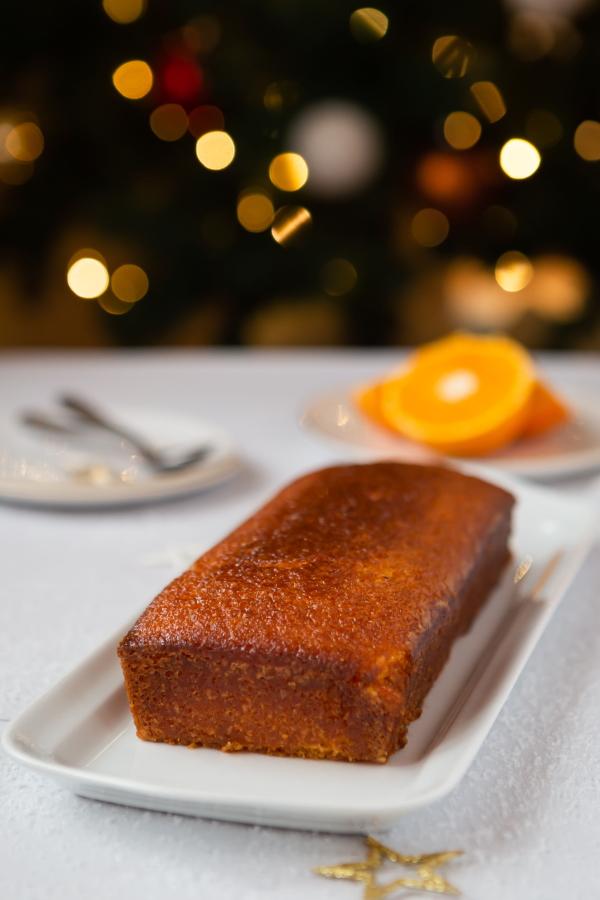 Le meilleur gâteau à l'orange