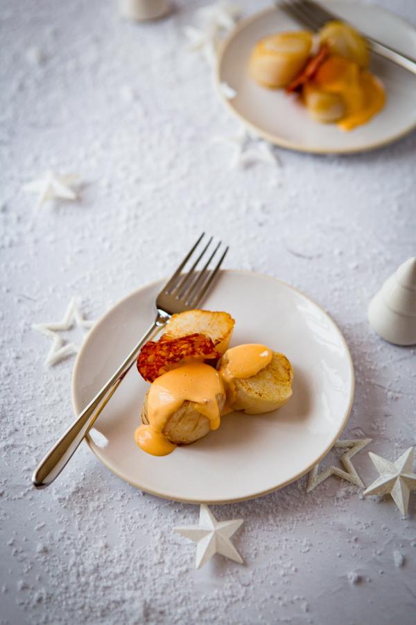 Cuisiner les noix de saint jacques fraiches